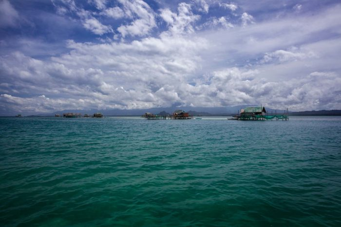 58-cages-of-lobsters,-quezon-palawan-philippines