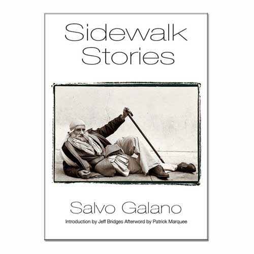 Sidewalk Stories book cover